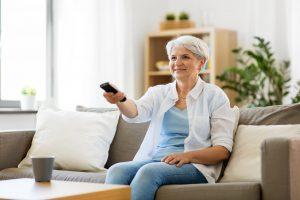 Smart TVs for seniors can make using everyday technology easier